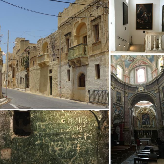 Gozo Old City